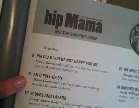 At last–Hip Mama