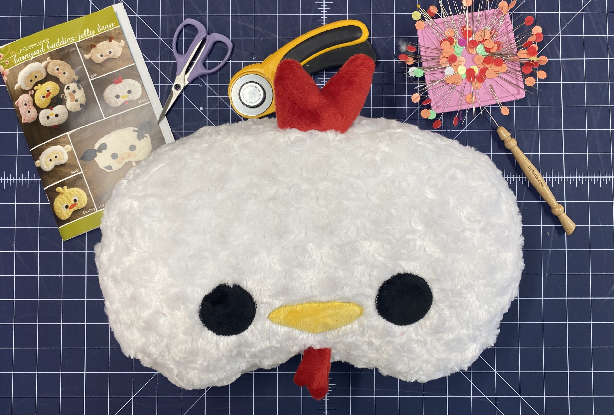 Sew Together Tuesday: Chick Pillow